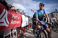 Niki Terpstra (NED/Direct Energie) pre race<br /> <br /> Antwerp Port Epic 2019 <br /> One Day Race: Antwerp > Antwerp 187km<br /> <br /> ©kramon