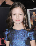 Mackenzie Foy attends The Los Angeles premiere of Summit Entertainment's THE TWILIGHT SAGA: BREAKING DAWN PART 1 HELD AT Nokia Theatre at L.A. Live in Los Angeles, California on November 14,2011                                                                               © 2011 DVS / Hollywood Press Agency
