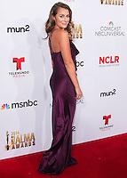 PASADENA, CA, USA - OCTOBER 10: Alexa PenaVega arrives at the 2014 NCLR ALMA Awards held at the Pasadena Civic Auditorium on October 10, 2014 in Pasadena, California, United States. (Photo by Celebrity Monitor)
