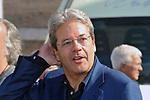 PAOLO GENTILONI<br /> MANIFESTAZIONE PER LA LIBERTA' DI STAMPA PROMOSSA DAL FNSI<br /> PIAZZA DEL POPOLO ROMA 2009