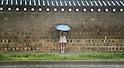 Monsoon rain hits Seoul