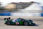 Drayson Racing's #8 Lola/Judd in T17 at Sebring