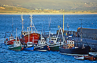 Fishing boats, County Cork, Ireland