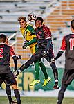 2019-11-13 NCAA: Hartford Hawks at Vermont Men's Soccer - AE Semifinals