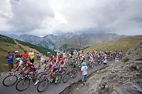 grupetto up the Col d'Allos (1C/2250m/14km/5.5%)<br /> <br /> stage 17: Digne-les-Bains - Pra Loup (161km)<br /> 2015 Tour de France