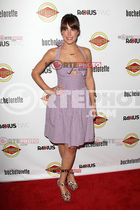 HOLLYWOOD, CA - AUGUST 23: Lindsay Sloane at the premiere of 'Bachelorette' at ArcLight Cinemas on August 23, 2012 in Hollywood, California. ©mpi21/MediaPunch Inc. /NortePhoto.com<br /> <br /> **SOLO*VENTA*EN*MEXICO**<br />  **CREDITO*OBLIGATORIO** *No*Venta*A*Terceros*<br /> *No*Sale*So*third* ***No*Se*Permite*Hacer Archivo***No*Sale*So*third*