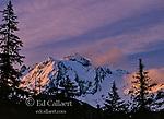 Sunrise, Mt. Shuksan, North Cascades National Park, Washington