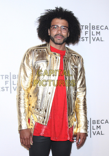 NEW YORK, NY - APRIL 28: Daveed Diggs at the 2017 Tribeca Film Festival screening of the Netflix series The Unbreakable Kimmy Schmidt at BMCC Tribeca Performing Arts Center in New York City on April 28, 2017. <br /> CAP/MPI/RW<br /> ©RW/MPI/Capital Pictures