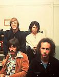 The DOORS in London 1968 Top Of The Pops..© Chris Walter..