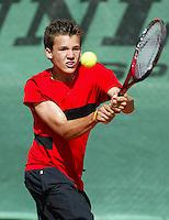 13-8-06,Den Haag, Tennis Nationale Jeugdkampioenschappen, Ivo Noorlander