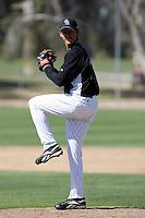 Ricardo Ferrer - Colorado Rockies - 2009 spring training.Photo by:  Bill Mitchell/Four Seam Images