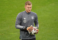 Torwart Bernd Leno (Deutschland Germany) <br /> - 06.10.2020: Abschlusstraining der Deutschen Nationalmannschaft, RheinEnergie StadionKoeln<br /> DISCLAIMER: DFB regulations prohibit any use of photographs as image sequences and/or quasi-video.