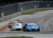 IMSA WeatherTech SportsCar Championship<br /> Continental Tire Road Race Showcase<br /> Road America, Elkhart Lake, WI USA<br /> Sunday 6 August 2017<br /> 93, Acura, Acura NSX, GTD, Andy Lally, Katherine Legge<br /> World Copyright: Richard Dole<br /> LAT Images<br /> ref: Digital Image RD_RA_2017_192