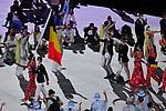 Belgium delegation (BEL),<br />JULY 23, 2021 : <br />Tokyo 2020 Olympic Games Opening Ceremony at the Olympic Stadium in Tokyo, Japan. <br />(Photo by MATSUO.K/AFLO SPORT)