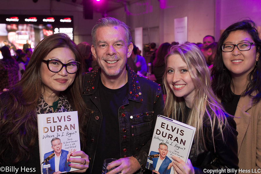 Duran's Taste of New York. <br /> The Kick-Off NYCWFF with Elvis Duran and the Z 100  Morning Show, and special appearance by Grammy Award-winner Alessia Cara. Elvis <br /> NBC 4 New York's Emmy® Award-winning traffic reporter and widely recognized Big Apple culinary explorer Lauren Scala will serve as the evening's mistress of ceremonies<br /> show. Elvis Duran is an author of the brand new book Where Do I Begin?: Stories from a Life Lived Out Loud (Atria Books, October 2019). Elvis Duran, and the whole crew from Z100's hit Elvis Duran and the Z 100 Morning Show kick-off party on the pier!