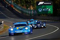 FIA WEC FREE PRACTICE - 24 HOURS OF LE MANS (FRA) 09/17-20/2020