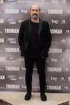 "Spanish actor Javier Camara during the presentation of the film ""Truman"" at NH Tepa´s Palace in Madrid October 26, 2015. <br /> (ALTERPHOTOS/BorjaB.Hojas)"