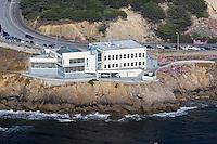 aerial photograph Cliff house restaurant San Francisco, California