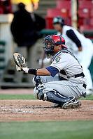 Aoril 16, 2009: Darwin Perez (6) of the Cedar Rapids Kernels at Elfstrom Stadium in Geneva, IL.  Photo by:  Chris Proctor/Four Seam Images