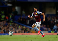 22nd September 2021; Stamford Bridge, Chelsea, London, England; EFL Cup football, Chelsea versus Aston Villa; Morgan Sanson of Aston Villa