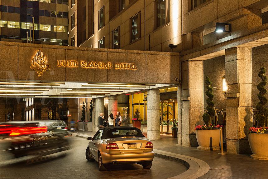 The Four Seasons Hotel, Philadelphia, Pennsylvania, USA