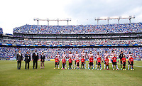 USMNT, M&T Bank Stadium.  The United States defeated El Salvador, 5-1, during the quarterfinals of the CONCACAF Gold Cup at M&T Bank Stadium in Baltimore, MD.