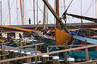 Nautical and Maritime - Ships and boats, Harbors and piers. Working boats, pleasure boats, cargo ships and sailing ships.