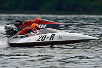 20-R and 51-M  (Outboard Runabout)