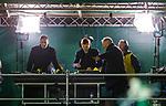 09.02.2019: Kilmarnock v Rangers : Chris Sutton and Ally McCoist