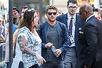 NEW YORK, EUA, 10.07.2017 - RYAN-PHILLIPPE - O ator norte-americano<br /> Ryan Phillippe é visto no bairro do Soho na cidade de New York nesta segunda-feira, 10. (Foto: William Volcov/Brazil Photo Press)