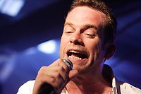French Canadian singer GAROU launch his latest eponymous album, June 19 2006 in Montreal. GAROU is a huge star in Canada, France and all over Europe.