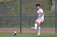 Ameen Al Dakhil (39) of Standard de Liege pictured during a friendly soccer game between Racing Club De Lens and Standard de Liege  during the preparations for the 2021-2022 season , on wednesday 7 of July 2021 in Billy Montigny , France . PHOTO DIRK VUYLSTEKE   SPORTPIX