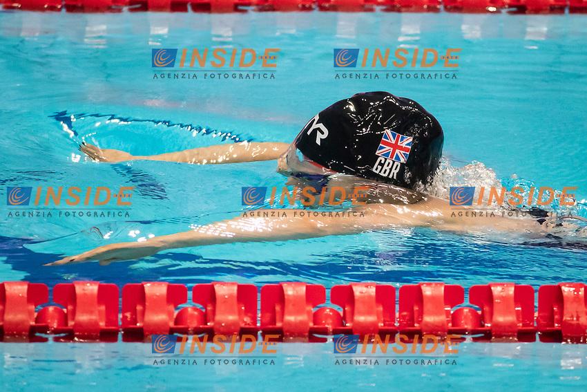 Abbie Wood (GBR)<br /> Swimming, Day 4, Morning heats<br /> Duna Arena, Budapest 20/05/2021 <br /> Budapest/Hungary<br /> Photo © A. Kovacs/Deepbluemedia/Insidefoto