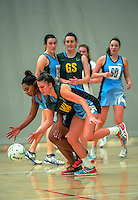 160813 Netball - Netball Wellington Leagues