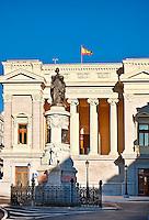 Museo del Prado Cason del Buen Retiro, Madrid, Spain