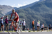 Nicolas Edet (FRA/Cofidis)<br /> <br /> 107th Tour de France 2020 (2.UWT)<br /> (the 'postponed edition' held in september)<br /> Stage 4 from Sisteron to Orcières-Merlette 160,5km<br /> ©kramon