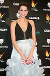 Macarena gomez attends the Feroz Cinema Awards 2015 at Las Ventas, Madrid,  Spain. January 25, 2015.(ALTERPHOTOS/)Carlos Dafonte)