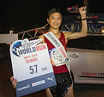 Taiwan Male Champion Yi-Hsun Li during the Wings for Life World Run on 08 May, 2016 in Yilan, Taiwan. Photo by Victor Fraile / Power Sport Images
