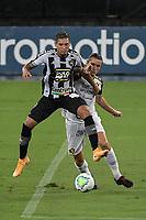 RIO DE JANEIRO (RJ) - 05/02/2021 - BOTAFOGO-SPORT - Rafael Navarro, do Botafogo. Partida entre Botafogo e Sport, válida pela 34ª rodada do Campeonato Brasileiro 2020, realizada no Estádio Nilton Santos (Engenhão), no Rio de Janeiro, nesta sexta (05).