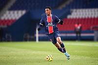 9th January 2021, Paris, France; French League 1 football, St. Germain versus Stade Brest; 22 ABDOU DIALLO PSG