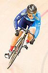 Lee Wai Sze of Hong Kong competes on the Women's Sprint Semifinal Race 1 during the 2017 UCI Track Cycling World Championships on 14 April 2017, in Hong Kong Velodrome, Hong Kong, China. Photo by Victor Fraile / Power Sport Images
