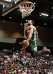 Bighorns' Dar Tucker competes in the slam dunk competition during the NBA D-League Showcase at the Reno Events Center, in Reno, Nev., on Wednesday Jan. 9, 2013..Photo by Cathleen Allison