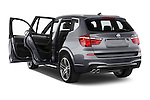 Car images of a 2015 BMW X3 M Sportpakket 5 Door Suv Doors