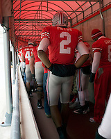 November 22, 2008. Ohio State quarterback Terrelle Pryor (2).  The Ohio State Buckeyes defeated the Michigan Wolverines 42-7 on November 22, 2008 at Ohio Stadium, Columbus, Ohio.
