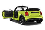 Car images of 2021 MINI MINI Cooper-S-JCW 2 Door Convertible Doors