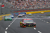 Monster Energy NASCAR Cup Series<br /> Bank of America 500<br /> Charlotte Motor Speedway, Concord, NC<br /> Sunday 8 October 2017<br /> Erik Jones, Furniture Row Racing, 5-hour ENERGY Extra Strength Toyota Camry<br /> World Copyright: Russell LaBounty<br /> LAT Images