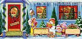 Randy, CHRISTMAS SANTA, SNOWMAN, WEIHNACHTSMÄNNER, SCHNEEMÄNNER, PAPÁ NOEL, MUÑECOS DE NIEVE, paintings+++++,USRW366,#x#