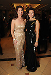 Rachel Dragony and Michele Blackwell at the 20th San Luis Salute Friday Feb. 05, 2016.(Dave Rossman photo)
