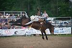 SRA - Gates, NC - 5.9.2014 - Bareback and Saddle Bronc