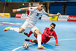 Iran vs Myanmar during the AFC Futsal Championship Chinese Taipei 2018 Group Stage match at University of Taipei Gymnasium on 02 February 2018, in Taipei, Taiwan. Photo by Yu Chun Christopher Wong / Power Sport Images